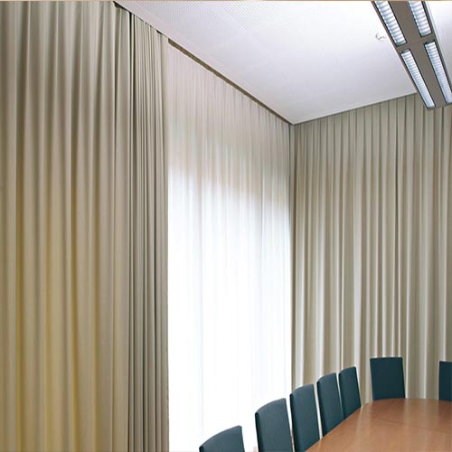 Made to Measure Electric Curtains UAE