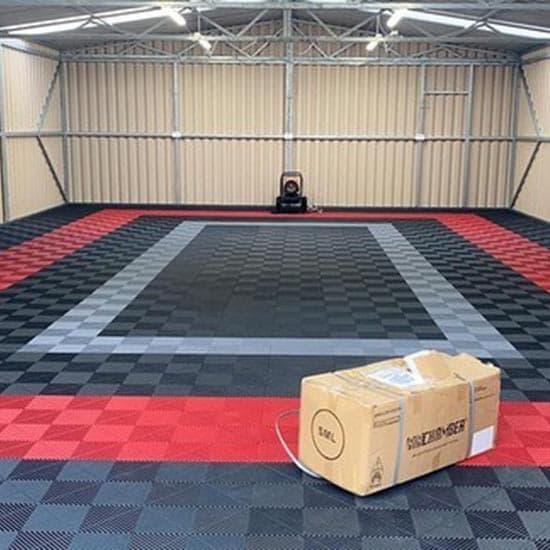 Gym Flooring Dubai