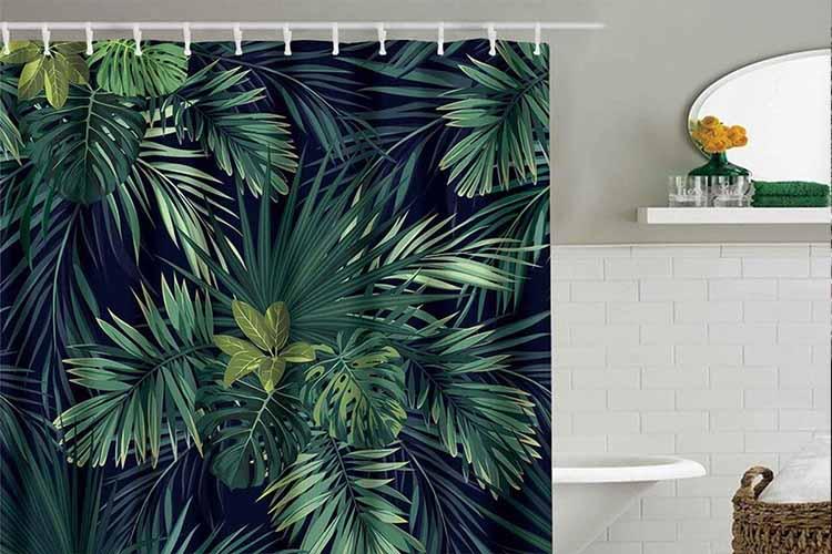 Bathroom Curtains Dubai