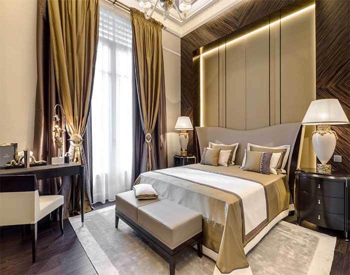 Bedroom Curtains Dubai