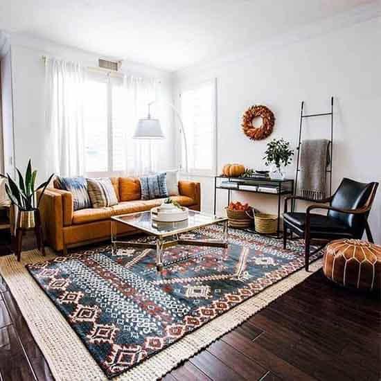 Classic Living Room Rugs
