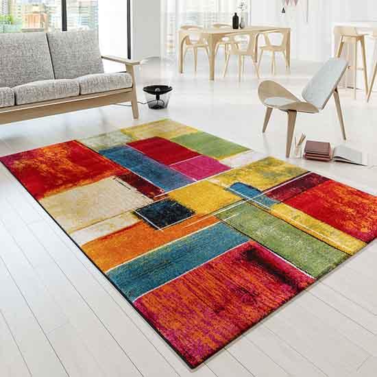 Designer Living Room Rugs