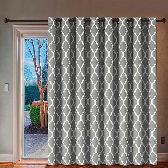 Trendy Door Curtains Dubai