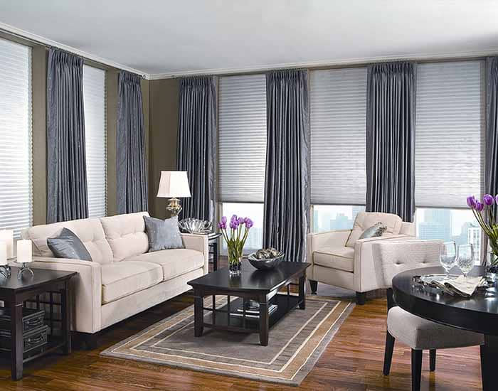 Living Room Curtains Dubai