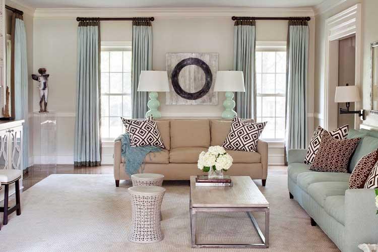 Premium-Quality Modern Curtains Dubai