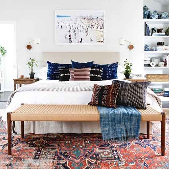 Persian Bedroom Rugs