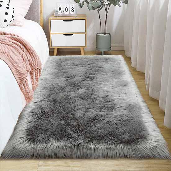Shaggy Bedroom Rugs