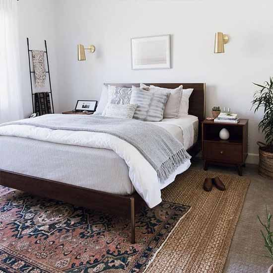 Traditional Bedroom Rugs