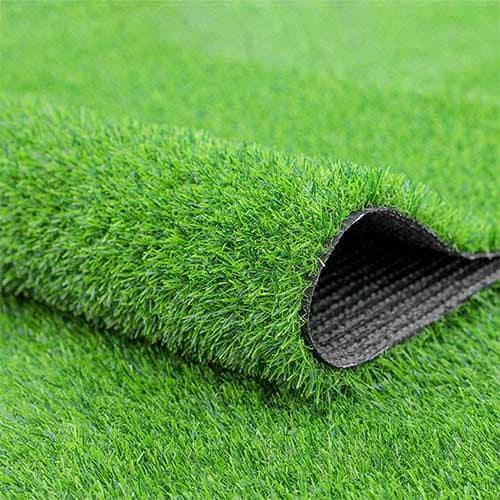 Grass carpet roll