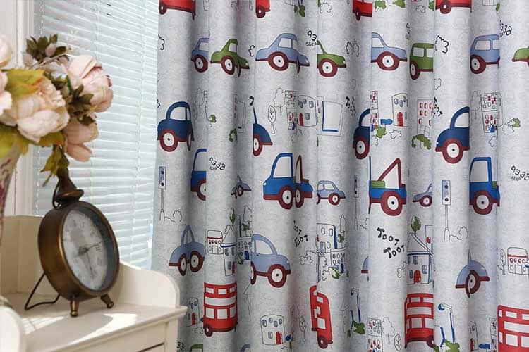 Elegant Kids Curtains Dubai
