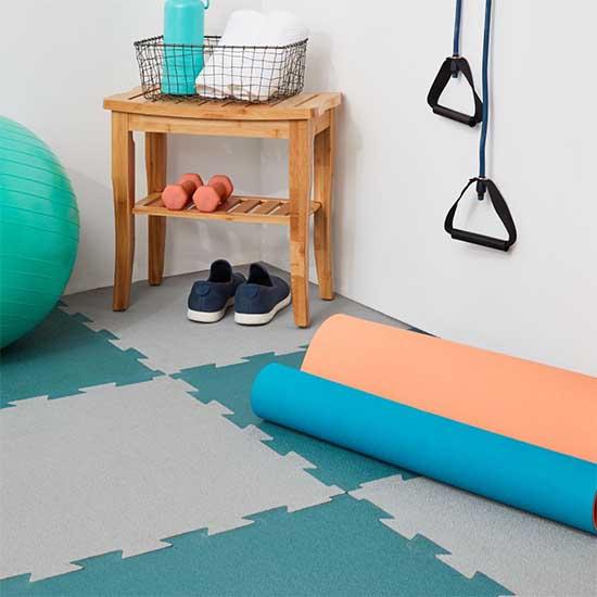 Premium Quality Rubber Flooring Dubai